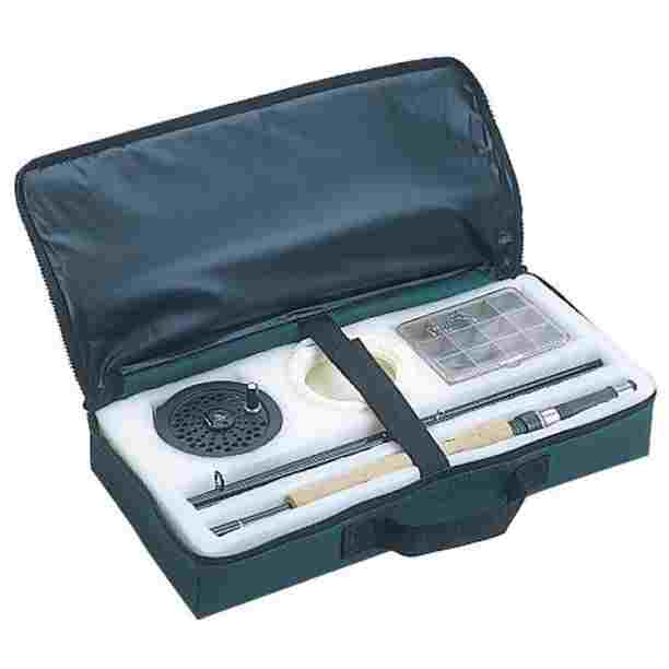 CRYSTAL RIVER EXECUTIVE PACK FLY TRAVEL KIT (2)
