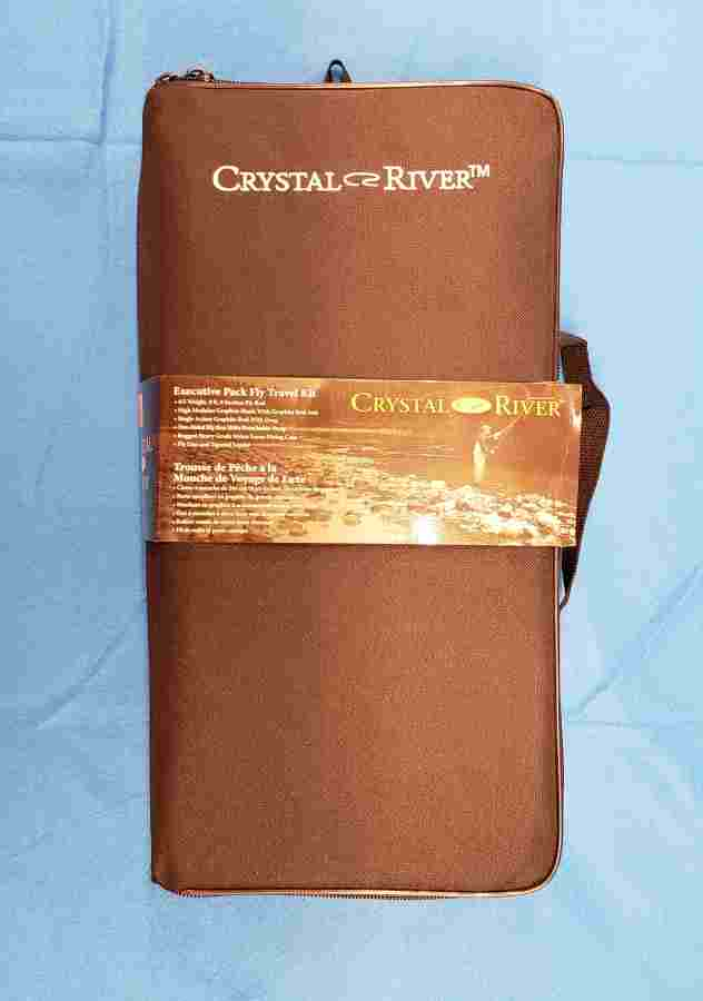 CRYSTAL RIVER EXECUTIVE PACK FLY TRAVEL KIT
